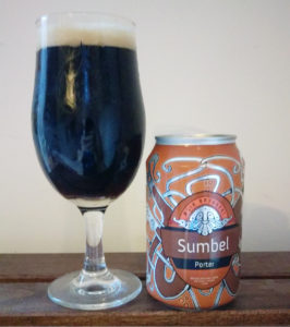 Photograph of the beer Sumbel - Ægir