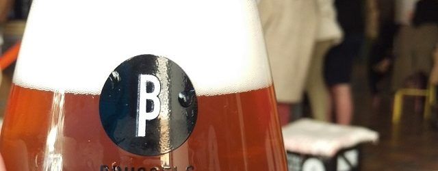 Brussels Beer Project glass