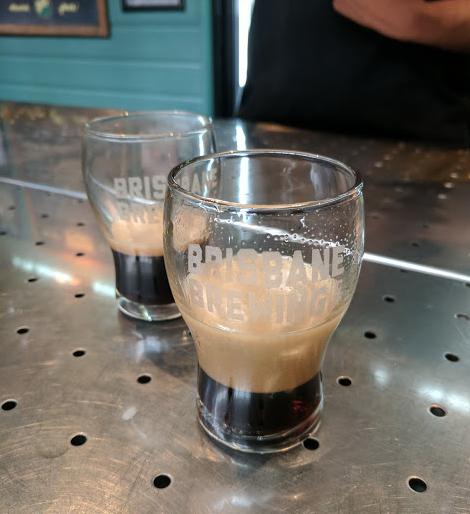 Brisbane Brewing co stout
