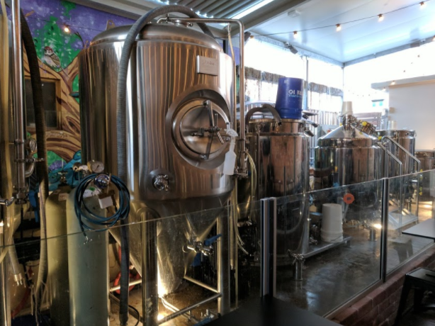 Catchment Brewhouse