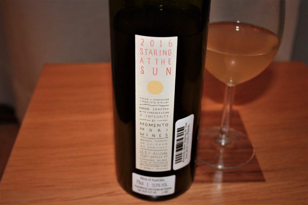 Momento Mori Wines