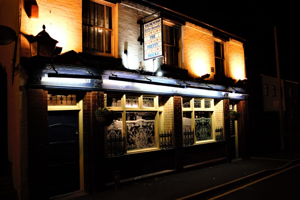Pub lights