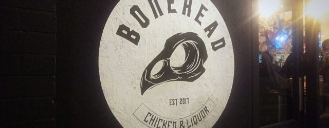 Bonehead - Chicken & Liquor