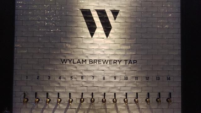 Wylam taps