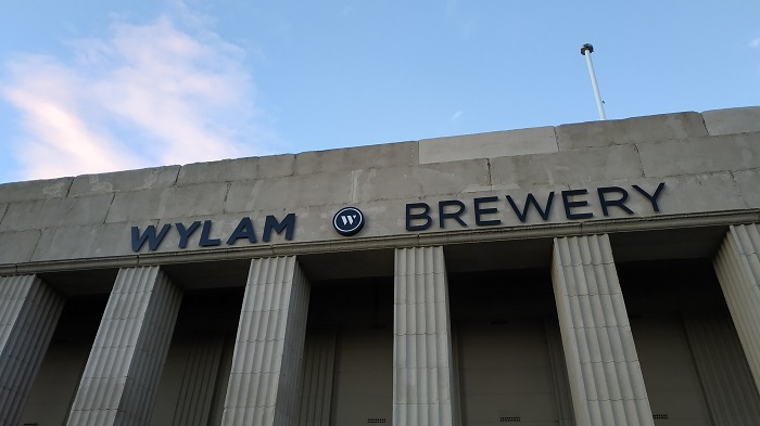 Wylam Brewery outside