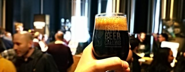 Imperial Campfire Porter by Box Social - Craft Beer Calling 2018