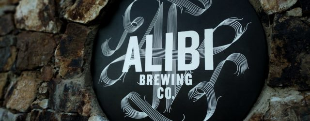 Alibi Brewing logo